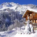 5 шале Куршевеля для горнолыжного отдыха