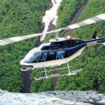 Горнолыжные туры на Bell 206L4