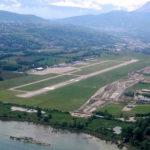 Gama Aviation будет летать в Шамбери в любую погоду
