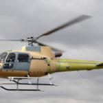 «Курорты Северного Кавказа» получили два AS350 B3