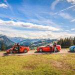 По Швейцарии с ветерком: тур на спорткарах