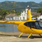 Горнолыжные туры на Robinson R44