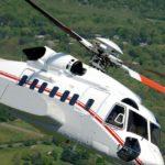 Горнолыжные туры на Sikorsky S92
