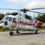 «Вертолеты России» передали Ми-8МТВ-1 для Камчатки